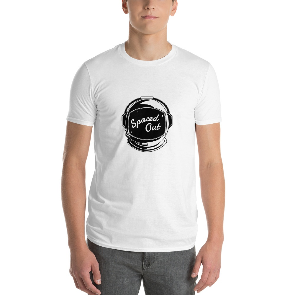 Spaced Out on Music T-Shirt