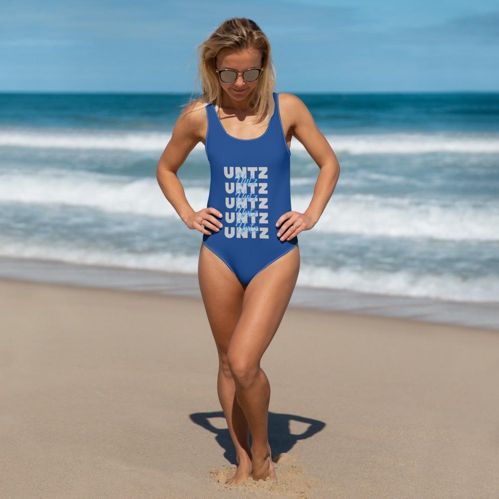 Untz Untz Untz Untz: One-Piece Swimsuit