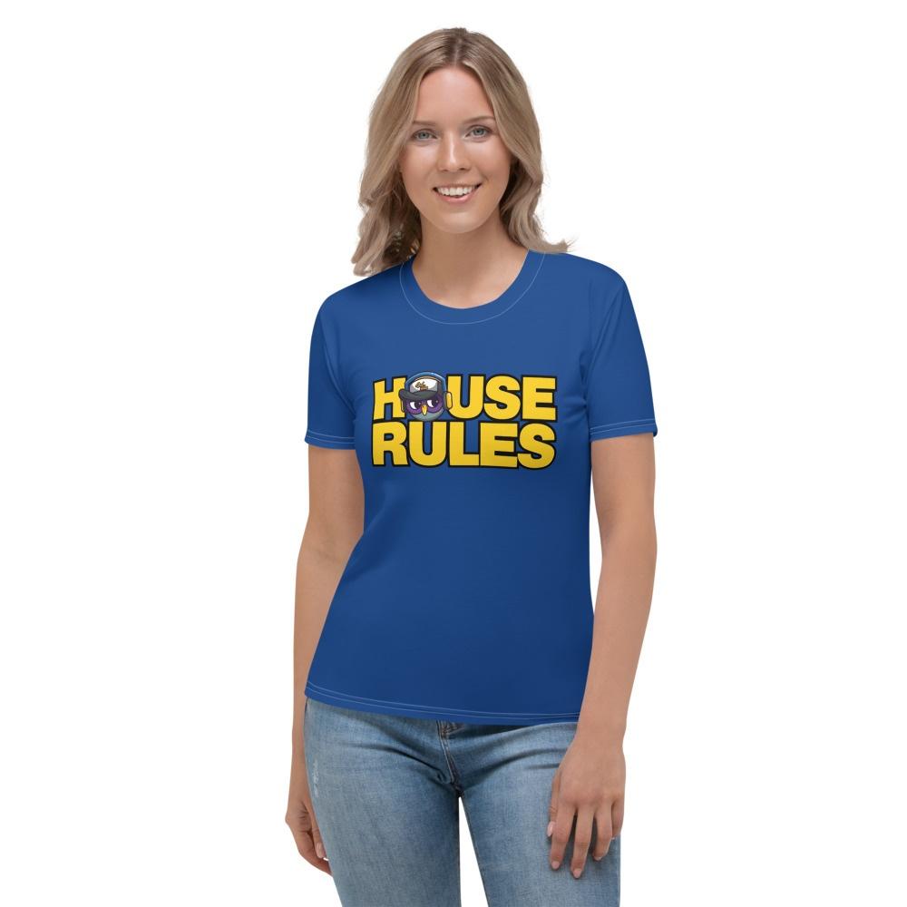 House Rules: Women's T-shirt