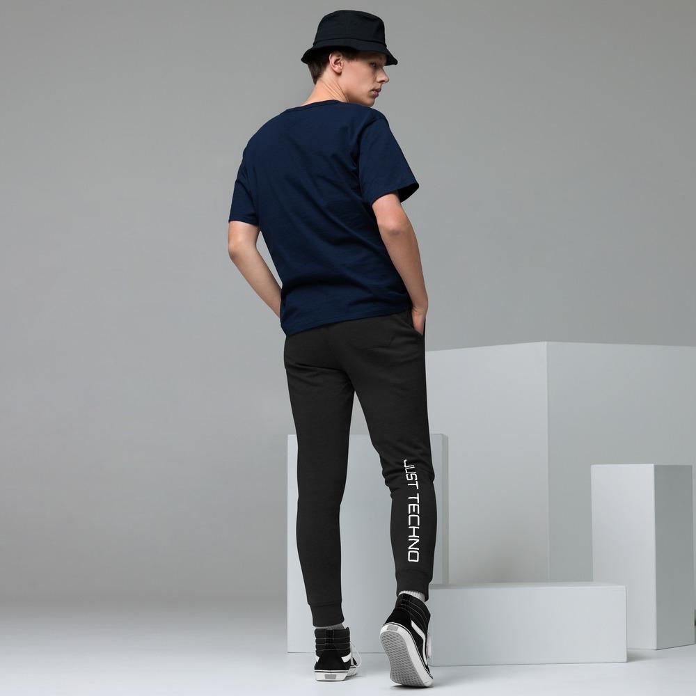 Just Techno: Unisex Skinny Joggers