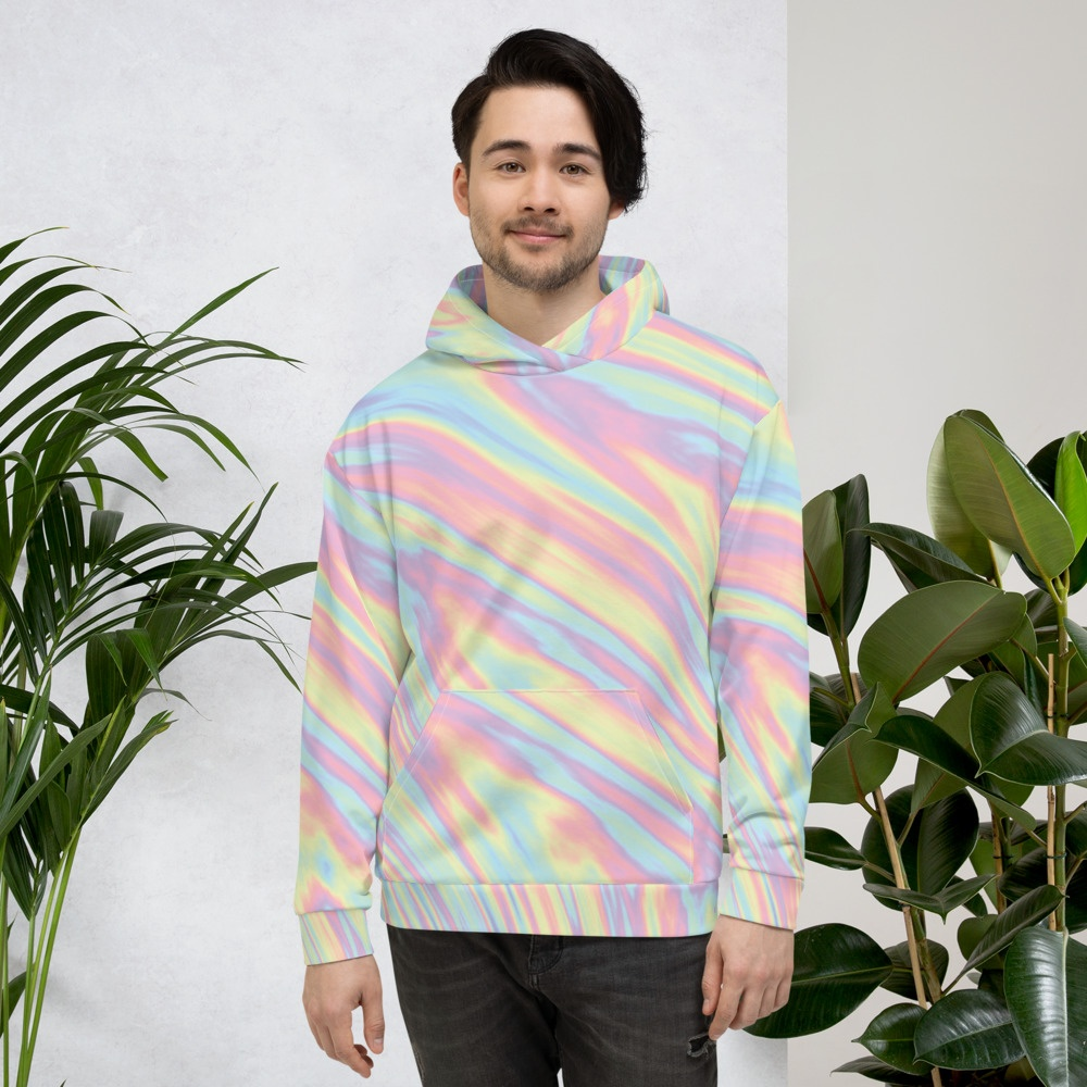 The Holograph: Unisex Hoodie