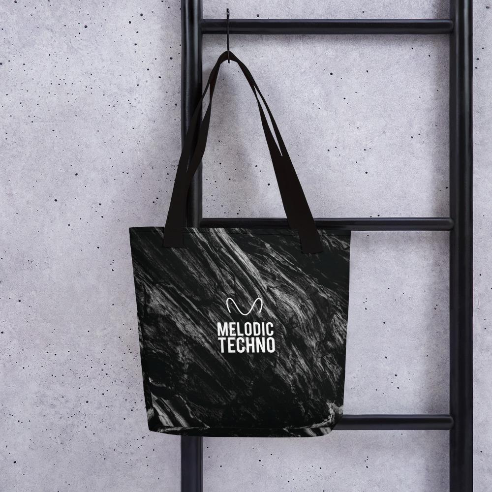 Melodic Techno Tote bag