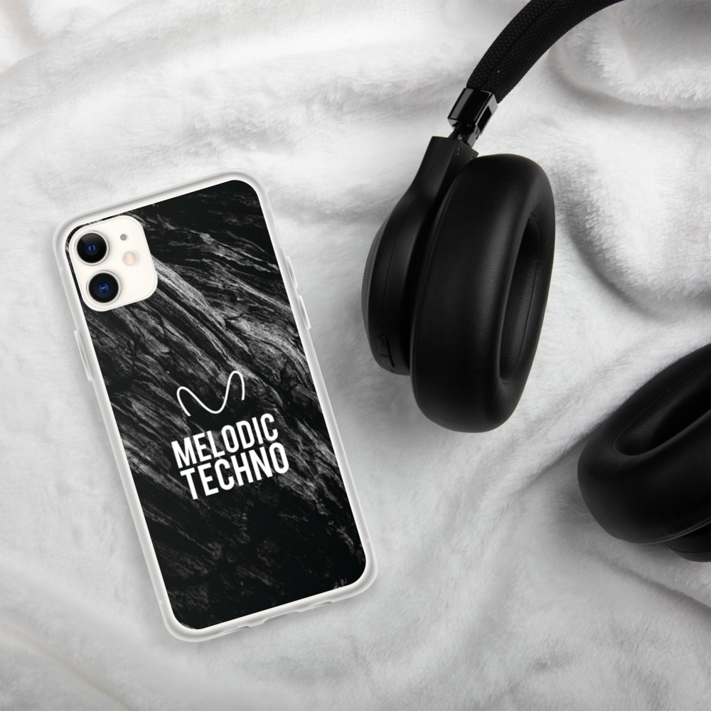 Melodic Techno iPhone Case